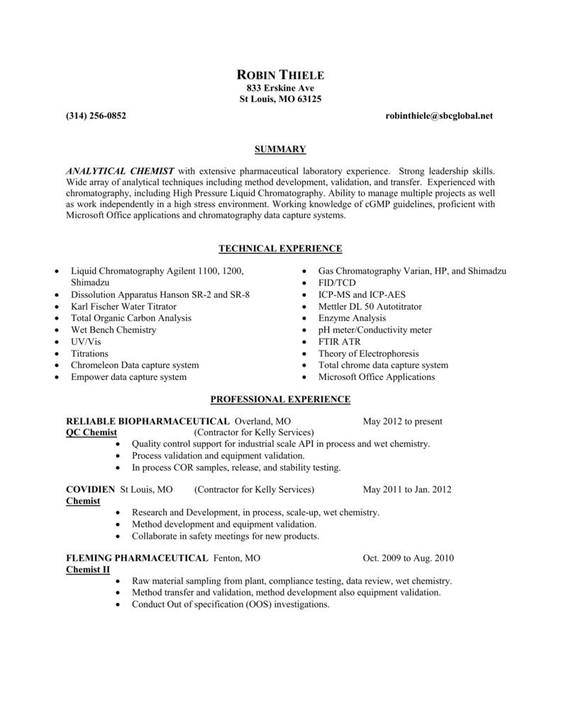 Read My Resume
