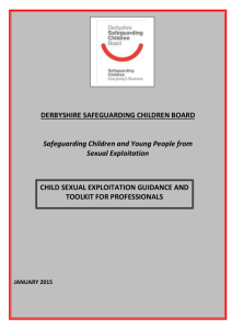 CSE GUIDANCE & TOOLKIT. Final Version March 2015