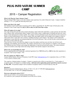 2015 PIN Camp school flyer-nf