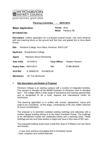 Major Application - Wychavon District Council