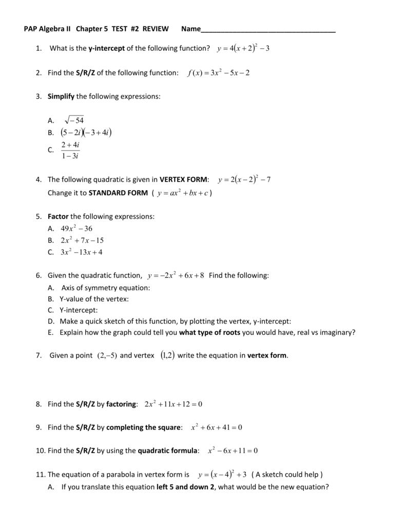 Vertex form worksheet checks worksheet vertex form of a quadratic function worksheet image collections vertex form of a quadratic function worksheet falaconquin
