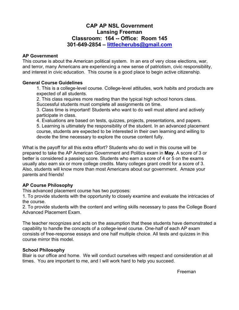 college board ap us government essays 1993 ap us dbq essays and research papers ap® united states history 2010 free-response questions the college board the college board is a not-for-profit membership association whose mission is to connect students to federal government of the united states.
