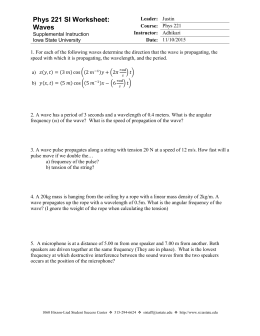 Worksheet 25 - Iowa State University