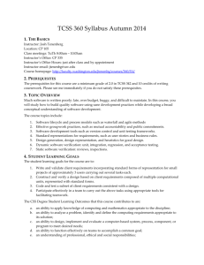 Syllabus - UW Faculty Web Server