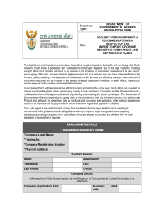 ODS Application Form June 2013