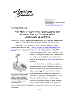 Madera 16 1 2 Quot Height 1 6 Gpf Flushometer Toilet