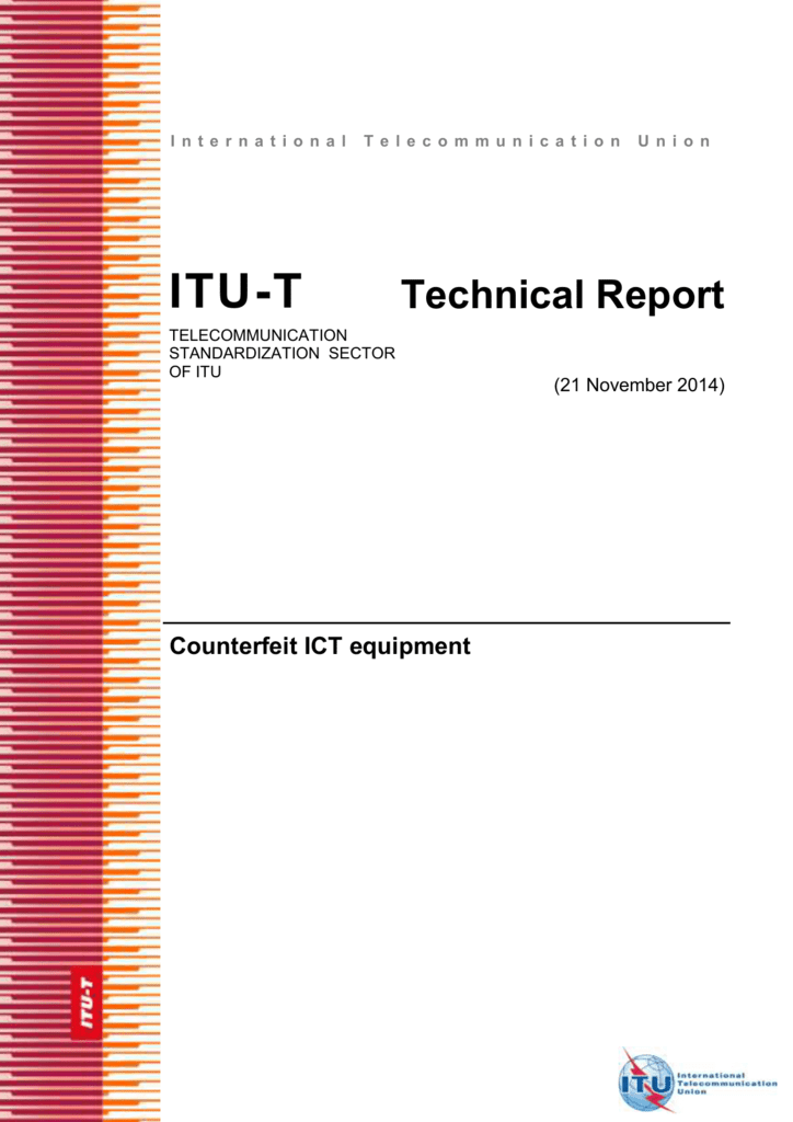 3 Impacts of counterfeit ICT equipment and components
