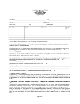 Site Access Agreement