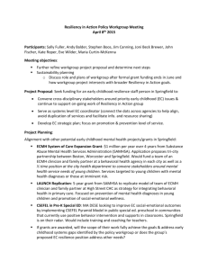 Policy Workgroup Meeting Notes 4.8 & 4.10