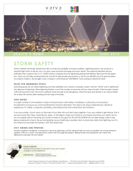 Storm Safety