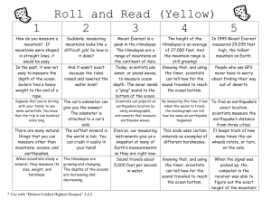 Roll and Read Games for Leveled Readers