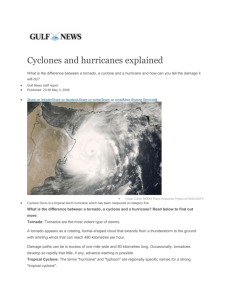 Hurricanes - WordPress.com