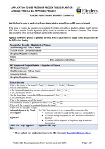 Tissue Application Form (DOCX 33KB)