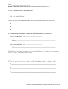 Summary Questions worksheet