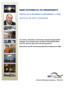 2013_Business_Conference _AGM Program