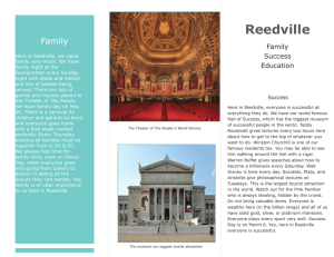 Reed G`s Youville Brochure