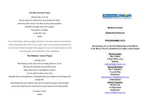 download: PROGRAMME FOR 2015