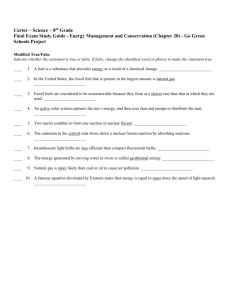 final exam study guide 4th term