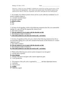 Probability rules worksheet 1- answers