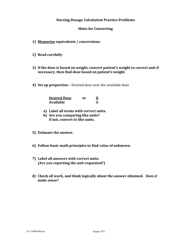 Calculations worksheet robcynllc Choice Image