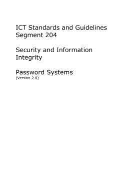 1.0 Size of Password Space