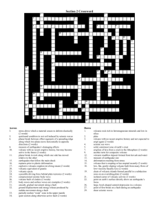 Section 2 Crossword