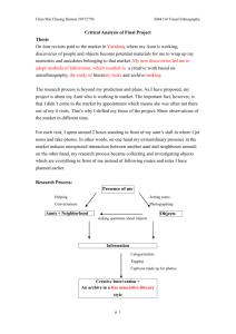 Classification and division essay thesis statement