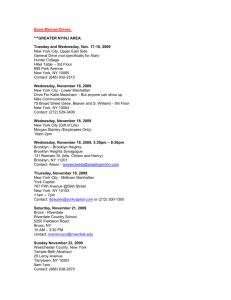 050113 Archcare Community Life LTCare Plan Provider Directory