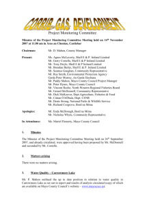 Minutes of Project Monitoring Committee Meeting November 07-Word