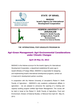 Agri-Green Management