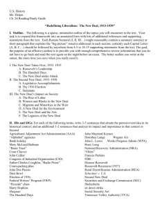 "U.S. History Mr. Detjen Ch. 24 Reading/Study Guide ""Redefining"