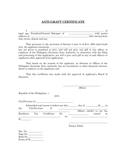 Sample summary translation of birth certificate anti graft certificate philippine economic zone authority yadclub Images