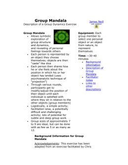 character mandala Catfish and mandala: book summary and reviews of catfish and mandala by andrew x pham.