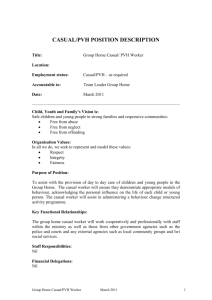Position Description - Casual Worker (Word 73.5KB)