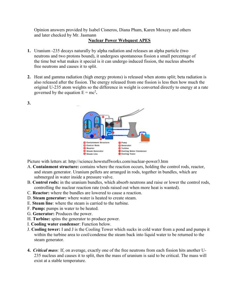 Radioactive elements key webquest answer WebQuest: Radioactive