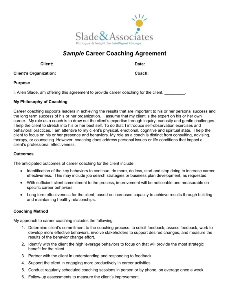 Business coaching contract template 28 images business coaching business coaching contract template coaching contract templates resume template business coaching contract template coaching contract templates wajeb Images