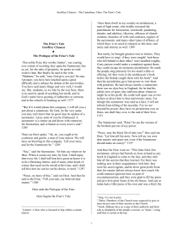 canterbury tales study guide Study guide for chaucer's canterbury tales  the canterbury tales opens with  a general prologue introducing the storytellers after they gather at an inn.