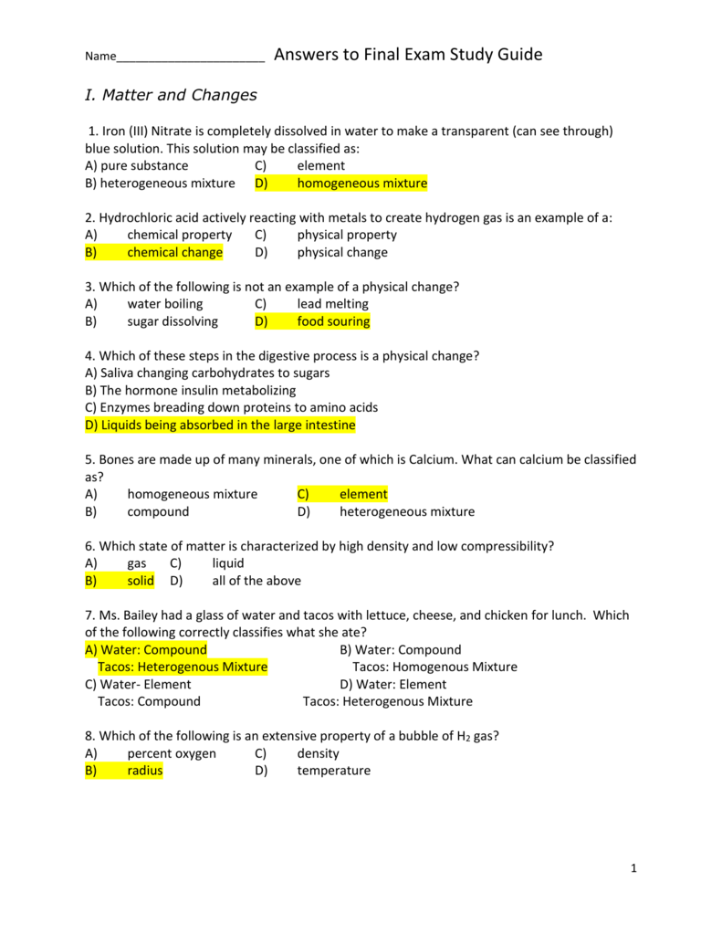 Name answers to final exam study biocorpaavc Image collections