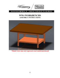 ww4 workbench tech manuals