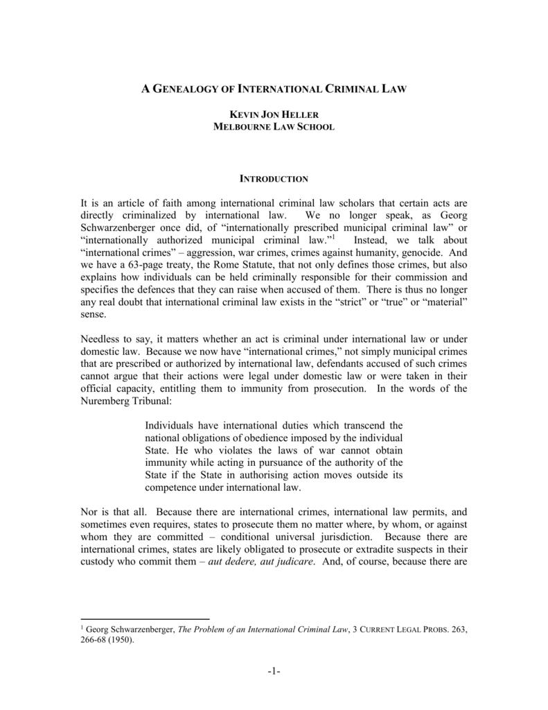 international criminal justice at the yugoslav tribunal shahabuddeen mohamed