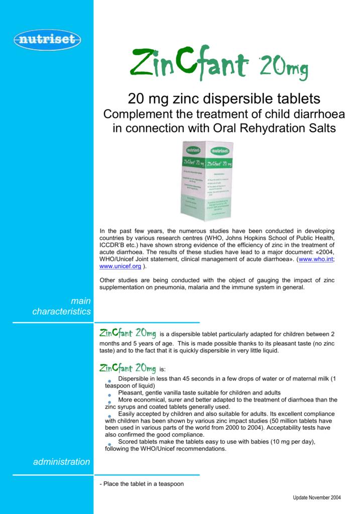 Zincfant Overview