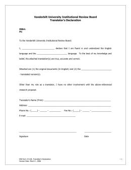 translation certification letter