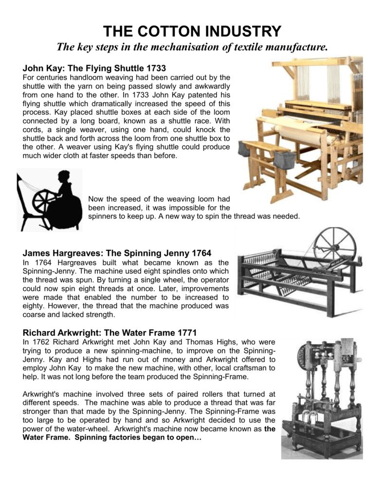 Early mechanisation