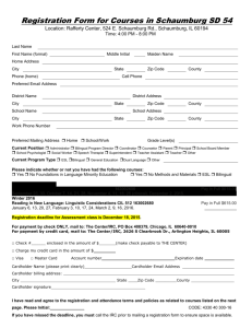 Mail-in registration form