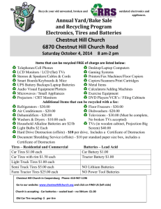 Recycle your old unwanted, broken and outdated electronics and