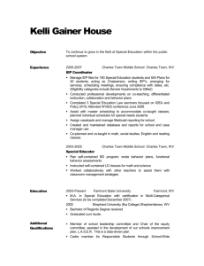 View Resume - 2 Teach LLC