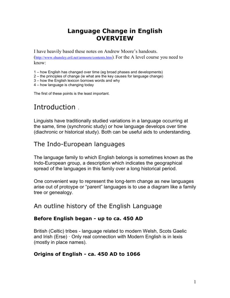types of language variation pdf