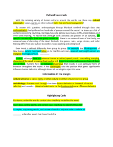 Annotation Highlighting Example