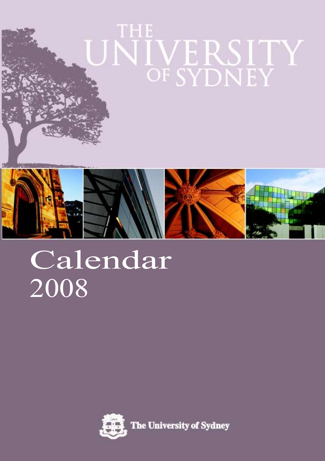 2008 Calendar Archive