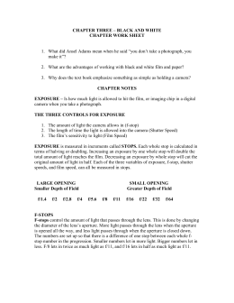 CH 3 worksheet - Saint Joseph High School